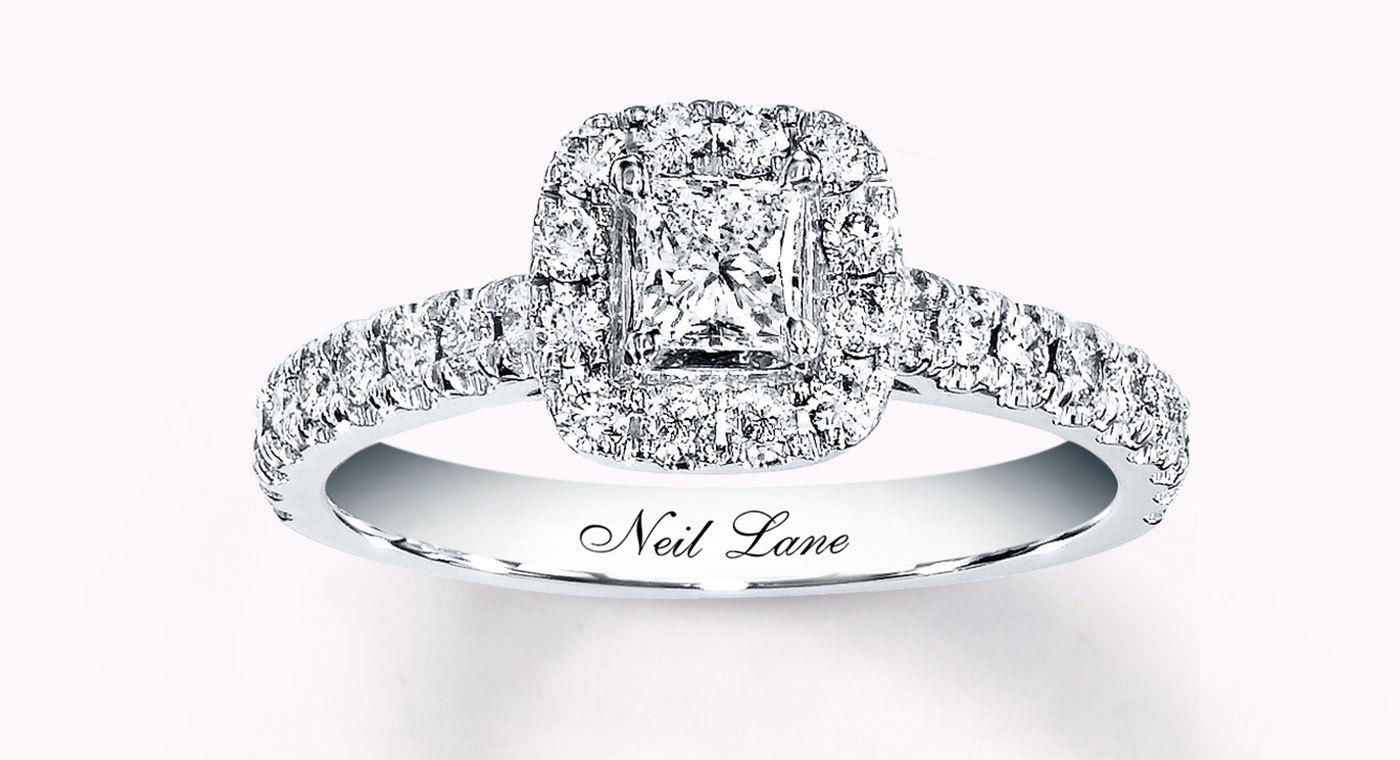 It is a picture of Affordable Engagement Rings Kay Outlet
